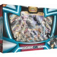 Pokemon Gx Box: Lucario