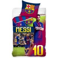 Dekbedovertrek barcelona Messi 140x200/70x80