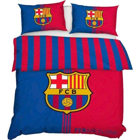 Barcelona FC Dekbedovertrek barcelona 2-persoons 220x200/70x80