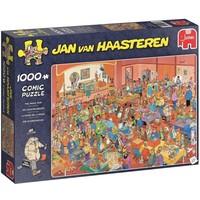 Puzzel JvH: De Goochelbeurs 1000 stukjes