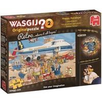 Puzzel Wasgij Retro Original 02: 1000 stukjes