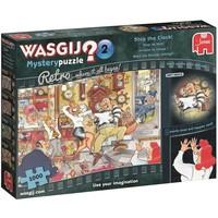 Puzzel Wasgij Retro Mystery 02: 1000 stukjes