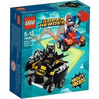 Mighty Micros: Batman vs Harley Quinn Lego