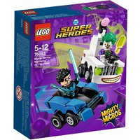 Mighty Micros: Nightwing vs The Joker Lego