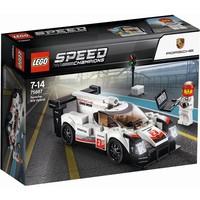 Porsche 919 Hybrid Lego