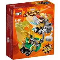 Mighty Micros: Thor vs Loki Lego