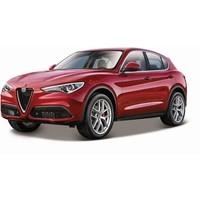 Auto Bburago Alfa Romeo Stelvio schaal 1:43