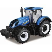 Tractor Bburago New Holland schaal 1:32