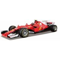 Auto F1 Bburago Kimi Raikkonen SF70H schaal 1:18