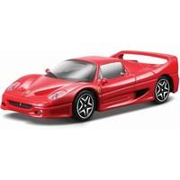 Auto Bburago Ferrari F50 schaal 1:43