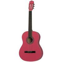Gitaar Gomez classic 001 4/4 pink