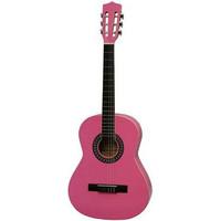 Gitaar Gomez classic 036 3/4 pink