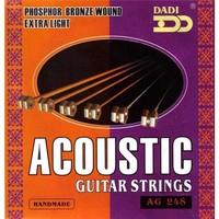 Snarenset gitaar akoestisch Dadi: phosphor