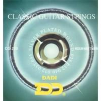Snarenset gitaar klassiek Dadi: nylon