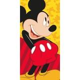 Badlaken Mickey Mouse pockets 70x140 cm