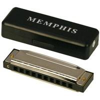 Mondharmonica Memphis: 10-gaats