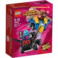 Mighty Micros: Star-Lord vs Nebula Lego