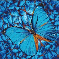 Flutter by Blue Diamond Dotz: 30x30 cm