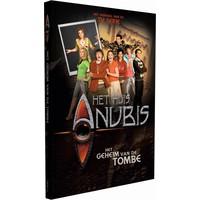 Boek Anubis: Het geheim van de tombe