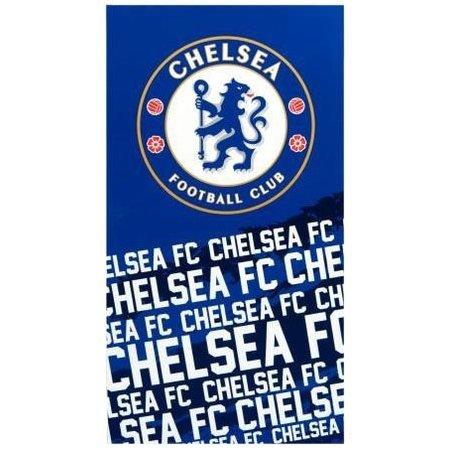 Chelsea FC Badlaken Chelsea blauw 70x140 cm