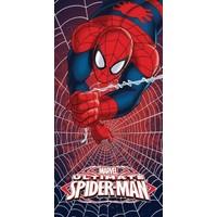 Badlaken Spider-Man web 70x140 cm