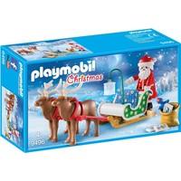 Kerstslee met rendieren Playmobil
