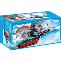 Sneeuwruimer Playmobil