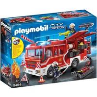Brandweer pompwagen Playmobil