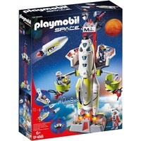 Mars raket met lanceerplatform Playmobil
