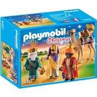 Drie koningen Playmobil