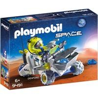 Mars trike Playmobil