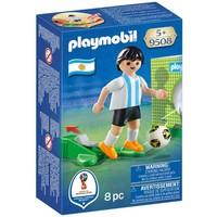 Voetballer Argentinie Playmobil