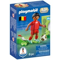 Voetballer Belgie Playmobil