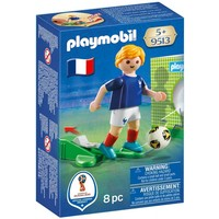 Voetballer Frankrijk Playmobil