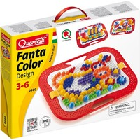 Insteek Mozaiek Quercetti FantaColor 300-delig