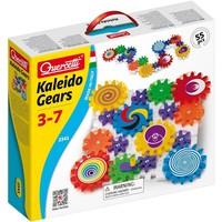 Tandwielenset Quercetti Kaleido Gears 55-delig