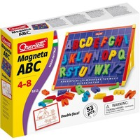 Magneetbord Quercetti letters: 53-delig