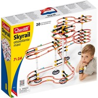 Knikkerbaan Quercetti Skyrail: 410-delig