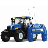 Remote Control New Holland T6070 tractor Britains