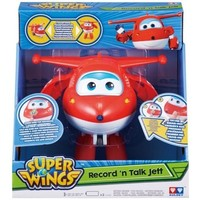 Speelfiguren Record n Talk Super Wings Jett