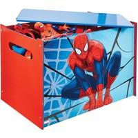 Speelgoedkist hout Spider-Man 60x40x40 cm