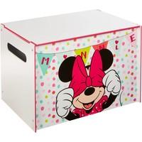 Speelgoedkist hout Minnie 60x40x40 cm