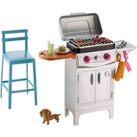 Barbecue outdoor Barbie