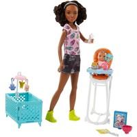 Kinderstoel babysitter Barbie