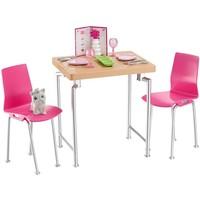 Diner voor twee indoor Barbie