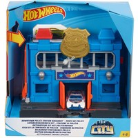 Police Station Breakout speelset Hotwheels