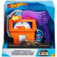 Speedy Fuel Stop speelset Hotwheels