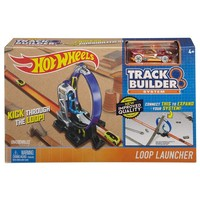 Track Builder Loop Launcher Hotwheels