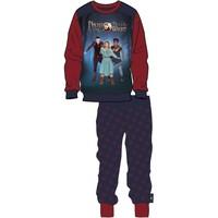 Nachtwacht Pyjama - Blauw/Rood