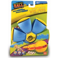 Phlat Ball Junior: metallic blauw